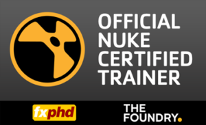 Official Nuke Certified Trainer